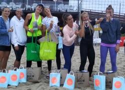 Michalina Tokarska/Aleksandra Zdon oraz Mikołaj Pawłowski/ Bartłomiej Koryciński złotymi medalistami III Warsaw Beach Benetton Cup!