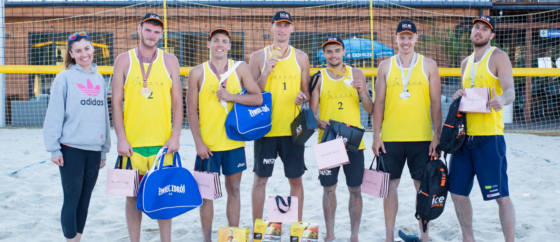 IV Ice-Watch Beach Volleyball Cup