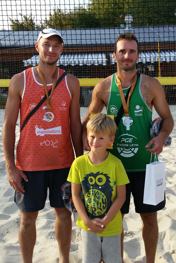 III miejsce ice watch beach volleyball cup monta club
